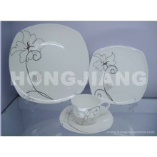 Bone China Set de té (HJ068001)