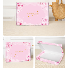 wholesale Made In China Superior Quality gift packing paper boxes with custom logo