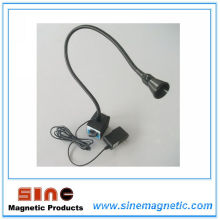 Bend Magnetic Base Holder with 3 W LEDs Light
