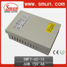 60W 15V 4A Rainproof Outdoor Switching Power Supply Box