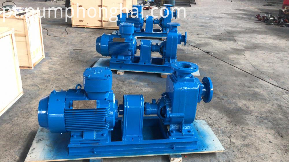 bilge sea water pump
