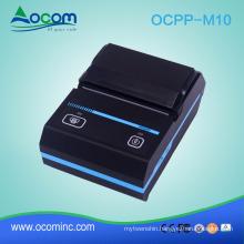 58mm portable handheld wirelesspocket mobile bluetooth POS thermal receipt mini printer for laptop