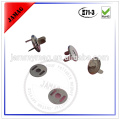 Button Type and Metal Material magnet snap button