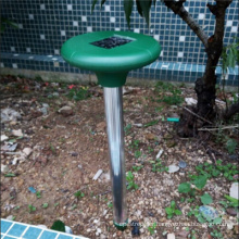 Outdoor Solar Energy Sound Wave Drive Snake
