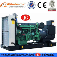 Factory direct sale 400kw generator price powered by volvo penta engine