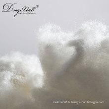 100% pure laine de cachemire de mouton et fibre naturelle