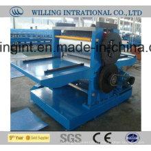 High Quality&Speed Metallfarbene Prägemaschine für Edelstahlbleche