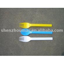 cuillère et fourchette