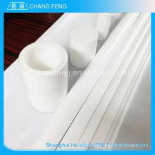 Venta por mayor envejecimiento modificado para requisitos particulares buena calidad excelente resistencia 100% puro Teflon barra de plástico
