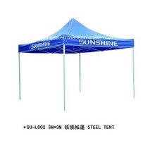 3X3m Werbung Square Cover Stahlrahmen Party Zelt (YSBEA0032)
