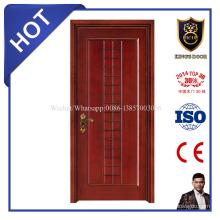Горячие Продаж Строительного Материала Последний Главный Дом Деревянная Дверь Дизайн