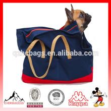 Недавно разработанный 2016 модельного холст холст Pet Сумка собака перевозчик(ЭС-Z345)
