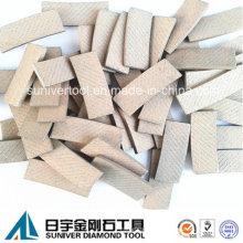 Super Qualität Arix Granit schneiden Diamantsegment