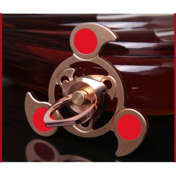 2017 Neueste Style Air Rotating Spinner Spielzeug Fidget Spinner für Messing Relieve Stress