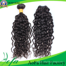 7A Grade 100%Unprocessed Virgin Hair Human Hair Weft