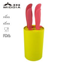 5шт кухонных предметов керамический нож набор