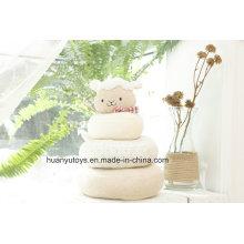 Empilhamento Anéis-Plush Toy-Organic Cotton
