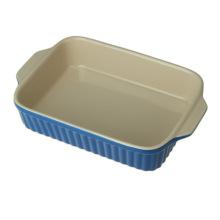 Оптовые продажи новый дизайн керамические формы для выпечки (набор)