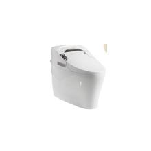 Sanitario popular Auto Flush control remoto multifuncional closestool inteligente inodoro real