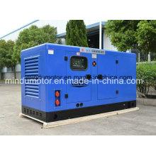 Gerador diesel silencioso de 100kVA Lovol para as vendas 50Hz