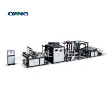 ONL-XC800 Non Woven Bag Making Auto Machine, 3 in 1 Flat Mouth Grocery Bag Making Machine, T-shirt Bag Making Machine