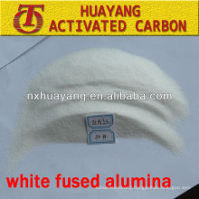 white fused alumina grit for cutting stainless steel