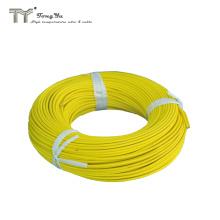 AWM UL 3071 silicone insulated hook up wire fiberglass braid