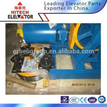 Geared traction machine for elevator/YJ200-1000kgs load