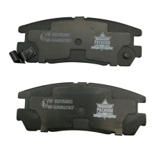 Auto Brake system auto parts front brake pad FOR HYUNDAI SP1047
