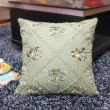 Вышивка садовой лентой Модный домашний подарок