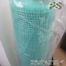 Red de fibra de vidrio de malla ignífuga de alta calidad