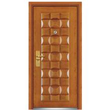 Стальная деревянная дверь (компания fxgm-А102)