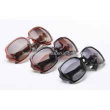 Gafas de sol semi transparentes de marca para mujer (T60032)