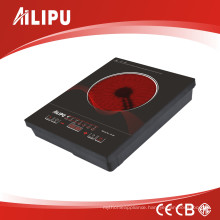 High Quality Sensor Touch Control Electric Infrared Cooker with Ailipu Brand