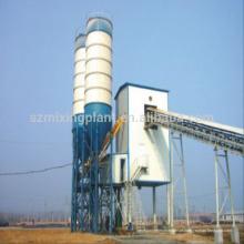 SZ marca HZS75 planta de betão novo produto concretos fábrica de misturas de exportação para a Mongólia / Rússia / Sri Lanka / Líbia / Argélia