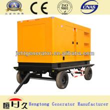 Генератор 50kw серии передвижная электростанция