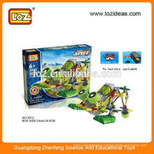 LOZ Robot building kit , loz motor, science electric kids educational
