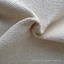 Tissu de chanvre / soie en poids léger (QF13-0139)