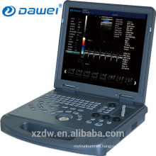 Professional 2D Color Doppler Ultrasound Machine / Echography Laptop Ultrasonic scanner