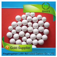 H2O2 Production Specialized Hydrogen Peroxide Activated Alumina/alumina ball price per Ton/price in kg