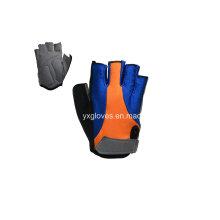 Guante de mediano dedo Guante de deporte guante Guante de guante guante de seguridad guante de bicicleta