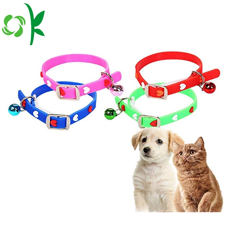 silicone cat collar