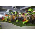 Парка атракционов коммерчески напольное оборудование спортивной площадки для детей