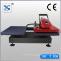 Machine de presse de chaleur du Grand Format XINHONG 38 * 38, Machine de presse de chaleur double pour vêtement