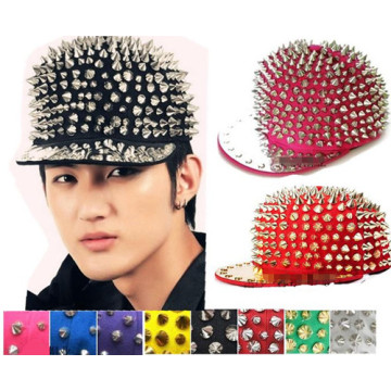 Последний пользовательский дизайн заклепки snapback шляпа