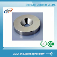 Manufacturer Permanent Rare Earth Ring Magnet