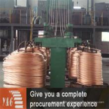Tubos de cobre C13007 para aplicações industriais