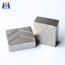 D1600mm single blade diamond segment for cutting granite block