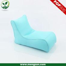 sandwich mesh fabic long beanbag sofa,bean bag chair