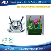 molde de inyección de plástico del cubo de basura